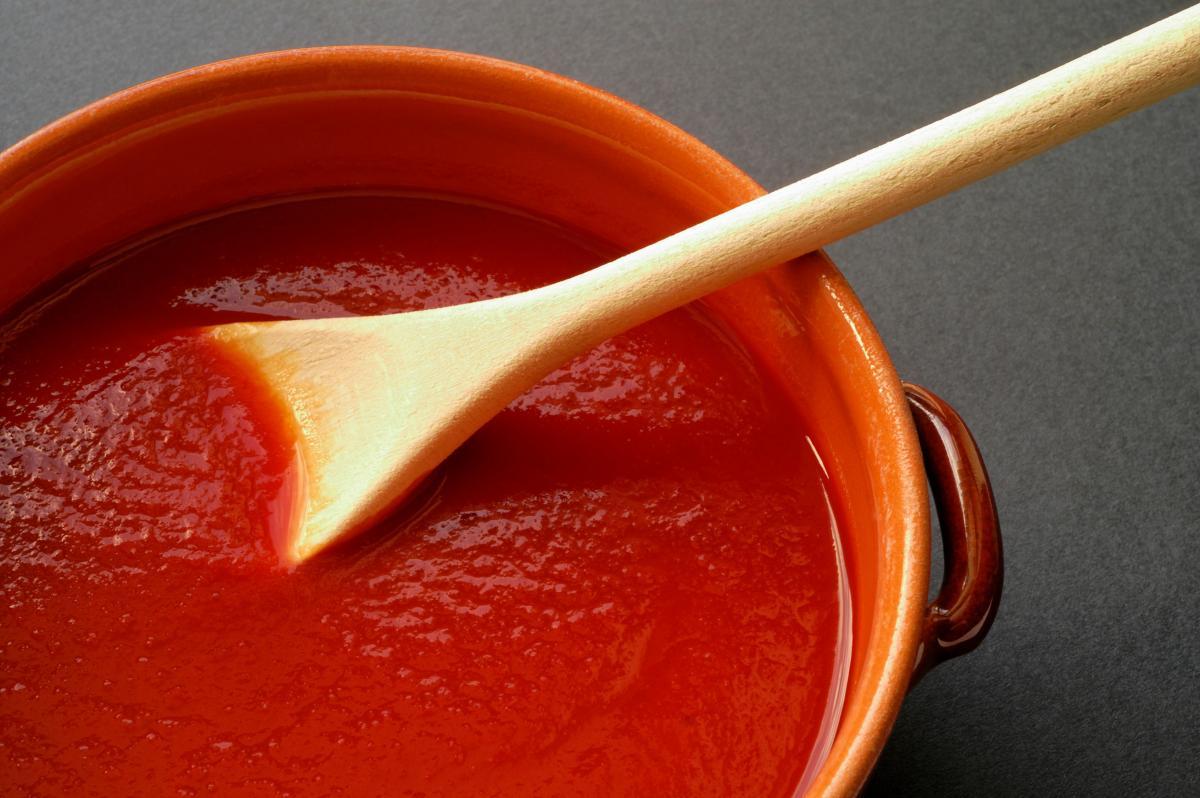 Как сделать кетчуп в домашних условиях из томатного сока