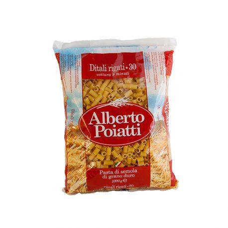 макароны паста DITALI RIGATI №30