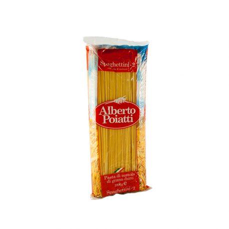 Спагетти паста SPAGETTINI №2